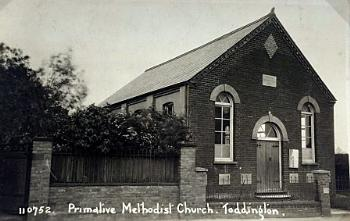 The Primitive Methodist Church about 1925 [Z1130-126-30]